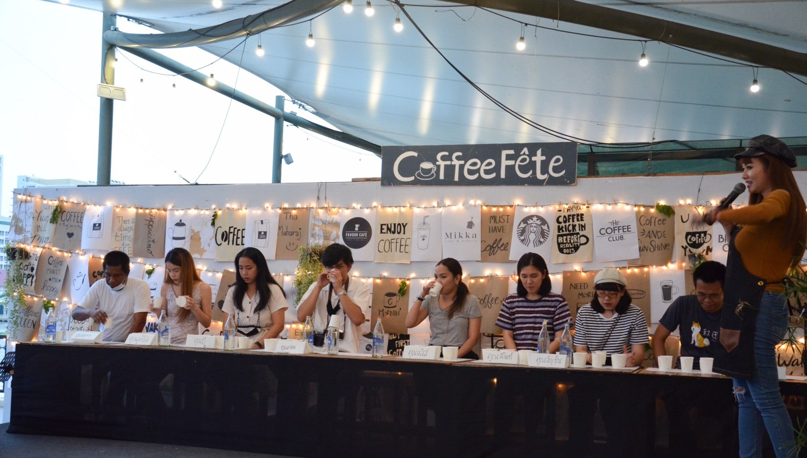 coffee fete