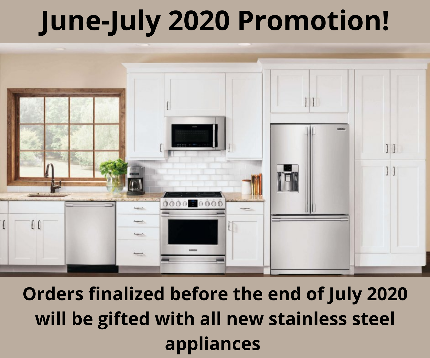 June-July 2020 Promotion!