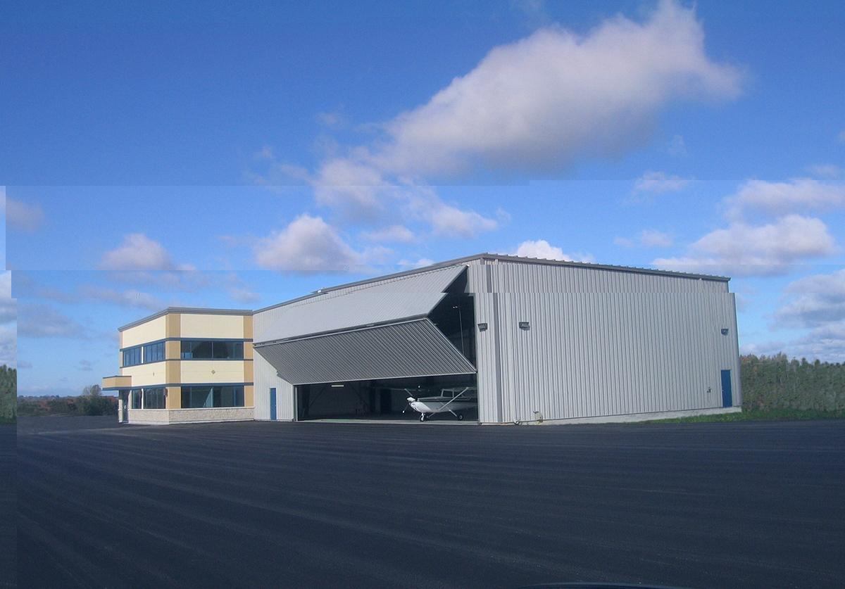 Hangars and Aviation