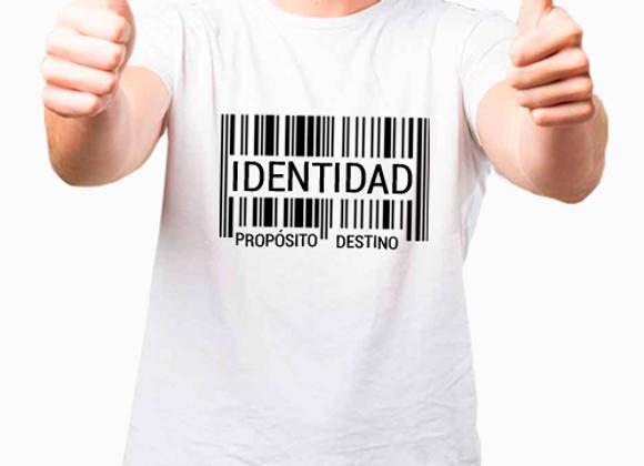 Camisa Identidad