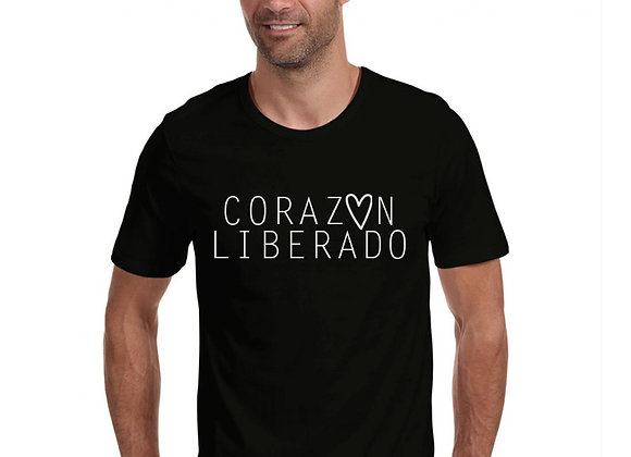 Camiseta Corazón Liberado