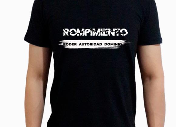 Camisa Rompimiento modelo 2