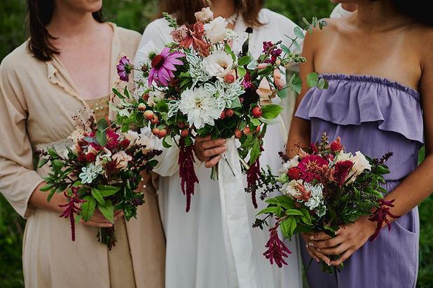 a la carte wedding florals ottawa