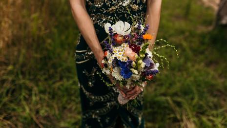 Larkspur Farm Wedding Florals