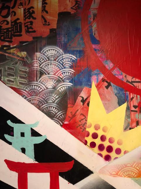 Bianca Romero Mural Yamazaki