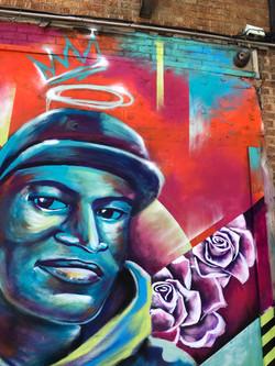 bianca romero art vice verses mural