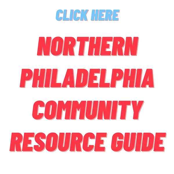 Northern PhiladelphiaCommunity Resource