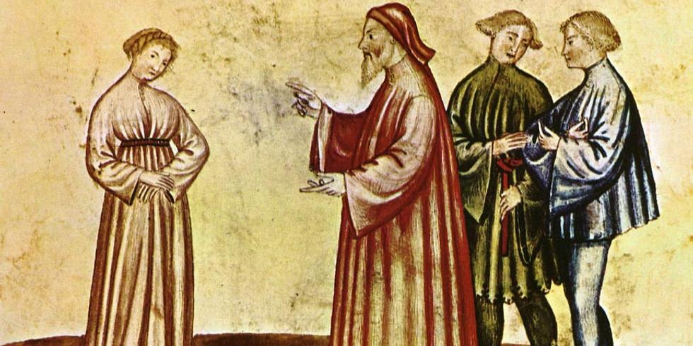 Les vendredi(s) Philo - La vie bonne comme vie en harmonie avec les enseignements du Christ (Moyen Age)