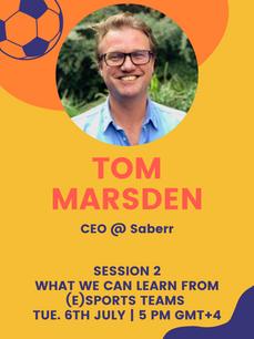 Tom Marsden