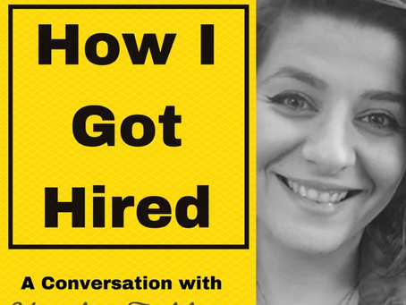 Marilyn Zakhour: How a chance meeting changed everything | How I Got Hired Podcast
