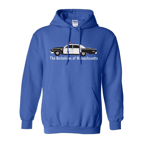HOODY -Berkshire Police Car