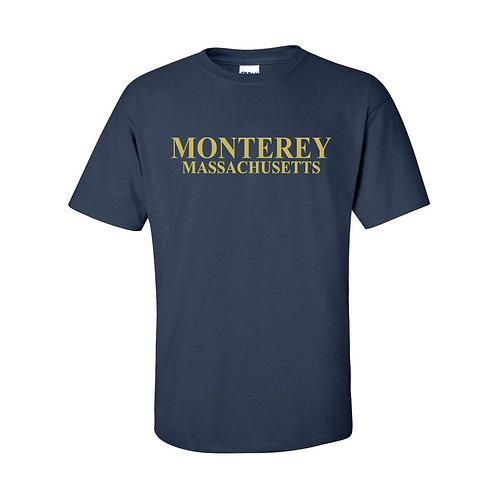 UNISEX - Town of Monterey