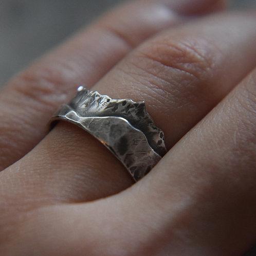 """Ring """"Adventure"""", mit Lieblingsberg"""