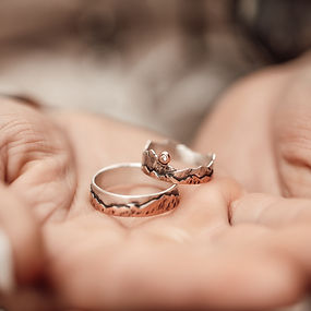 Verlobungsringe Eheringe Berg Diamant