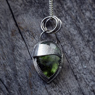 Doesn't this prehnite remind you of a se