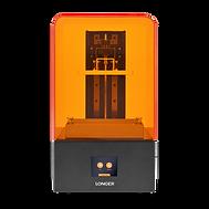 LONGER 3D Printer Orange 4K