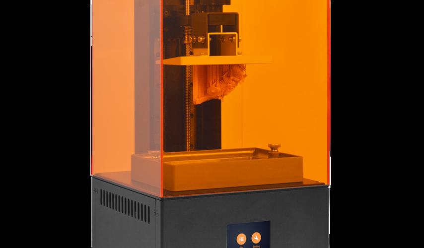 LONGER Orange 4K 3D Printer