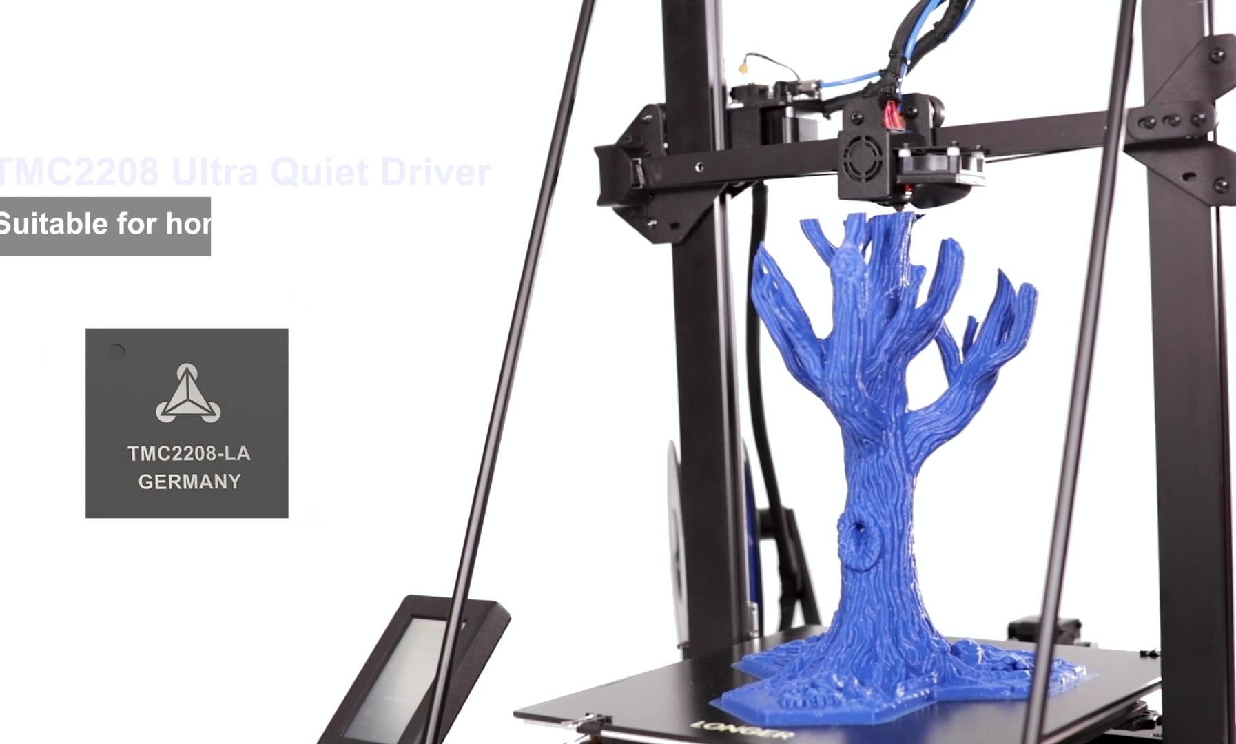 Longer LK5 Pro 3D Printer.mp4