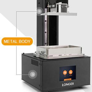 LONGER Orange 10 3D Printer Resin Printe