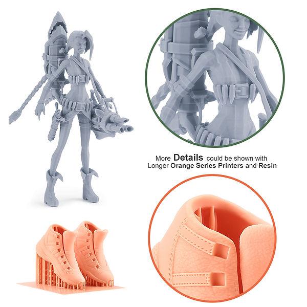 LONGER 3D Printer Resin