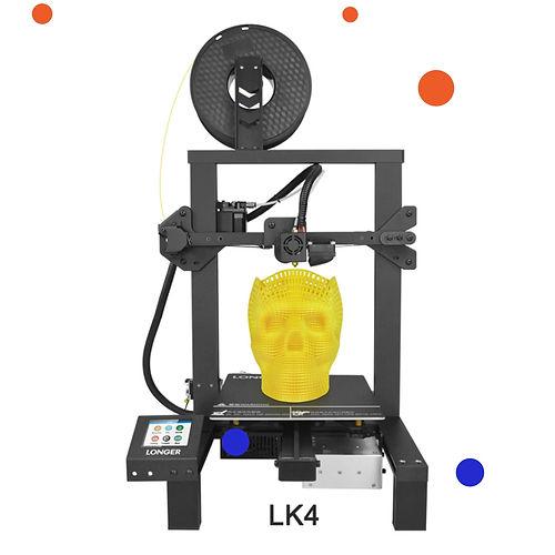 Longer 3D Printer