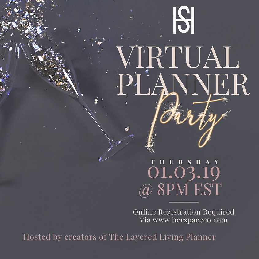 2019 Virtual Planner Party