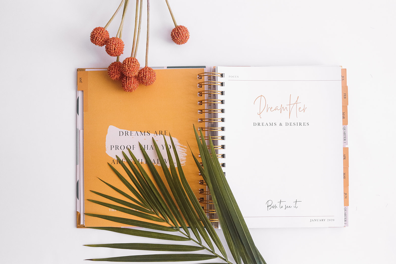 Monthly Focus + Mantra