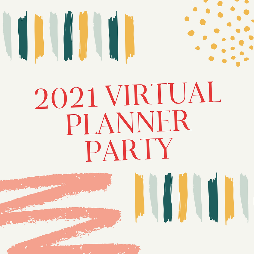 HerSpace Co. 2021 Virtual Planner Party