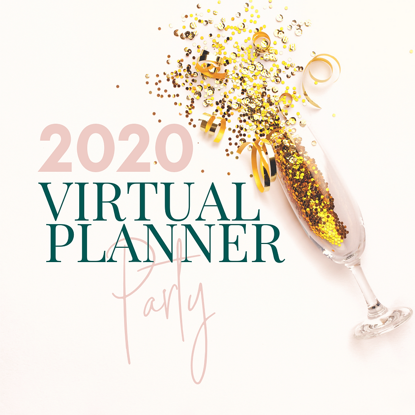 HerSpace Co. 2020 Virtual Planner Party - Q1 Closeout
