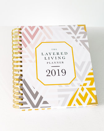 The Layered Living Planner 2019