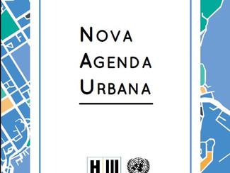 Nova Agenda Urbana.