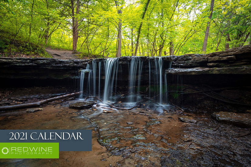 Redwine Photography 2021 Calendar