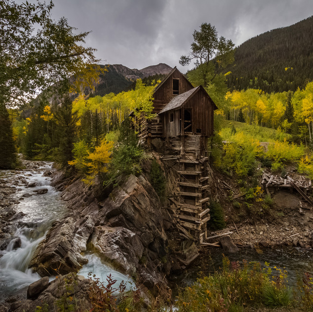 The Crystal Mill
