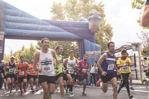 Cerca de 600 corredores participan en la III Carrera solidaria Mizu a favor de Apanag