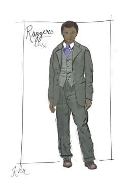 Ruggero Suit