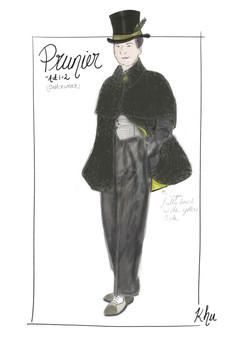 Prunier Coat