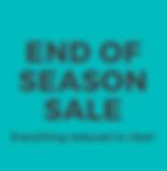 End of season gumboot sale