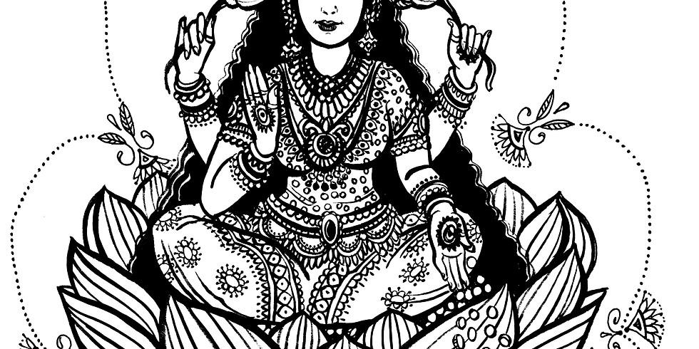 Ein Date mit Lakshmi