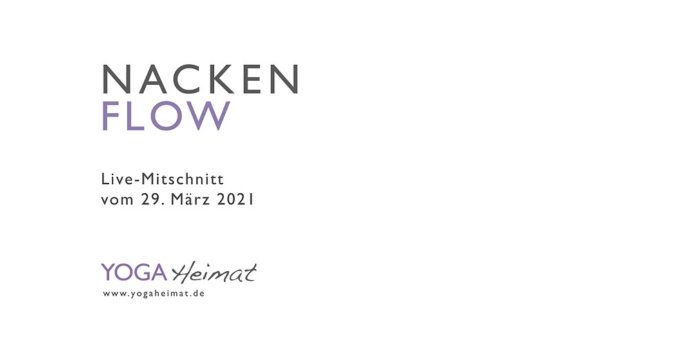 Nacken Flow
