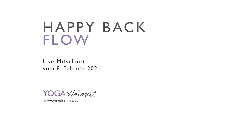 Happy back Flow