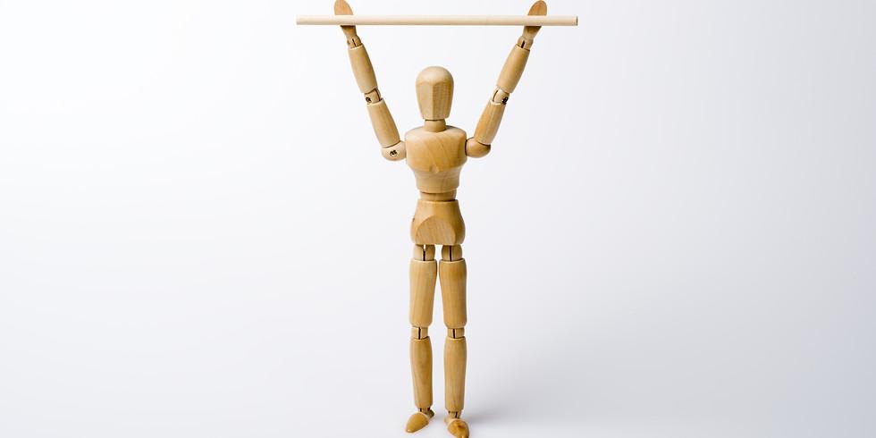 Yoga mit Besenstiel / Dienstag 18:00 Uhr