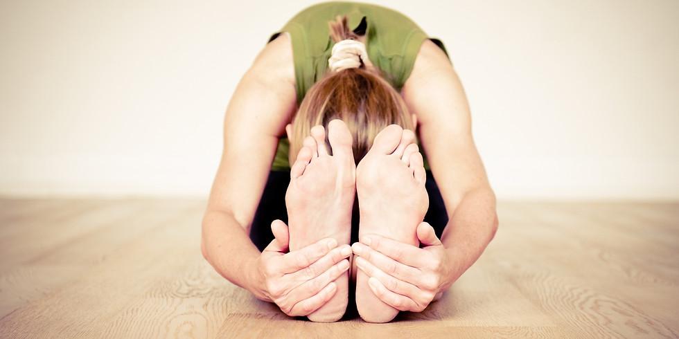 Faszien Yoga zur Stärkung der Selbstheilungs-Kräfte