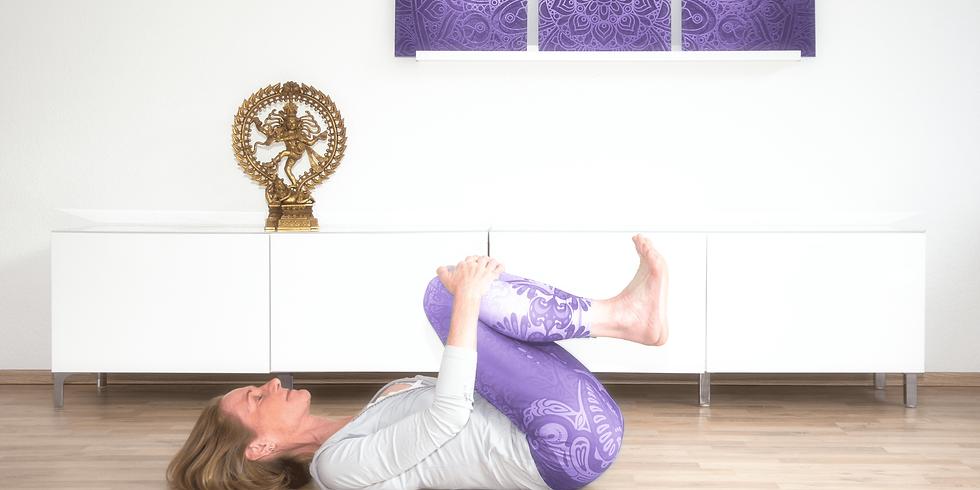Yoga & Meditation zur Stressprävention (Krankenkassen-Kurs)