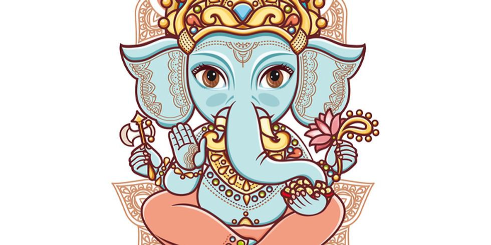 Ein Date mit Ganesha
