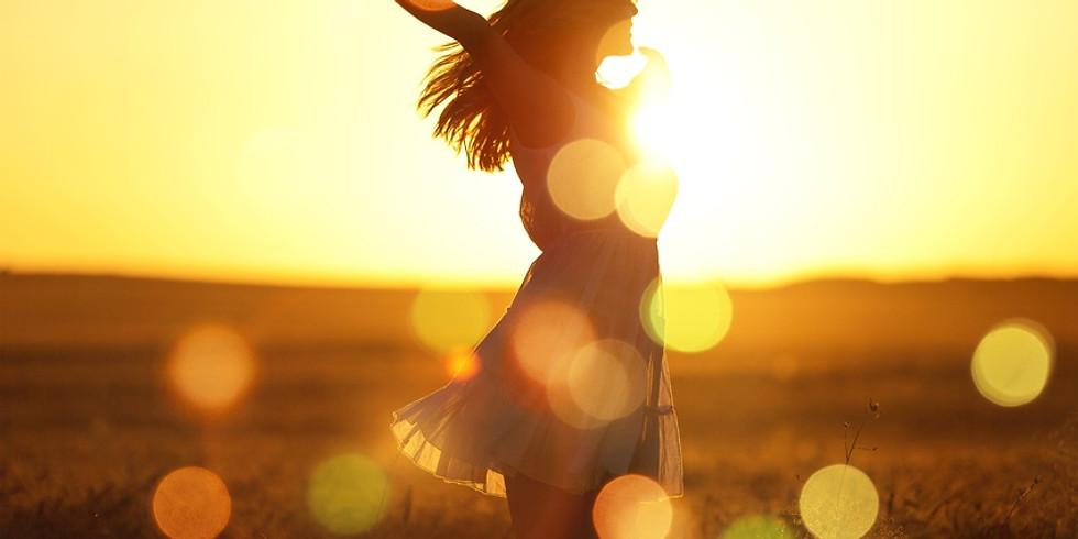 Special: die Kraft der Sonnen-Wende (online) / Montag 10:00 Uhr