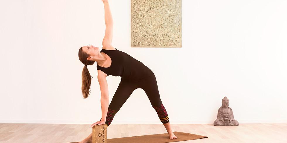 Quarantäne-Speck-weg-Yoga