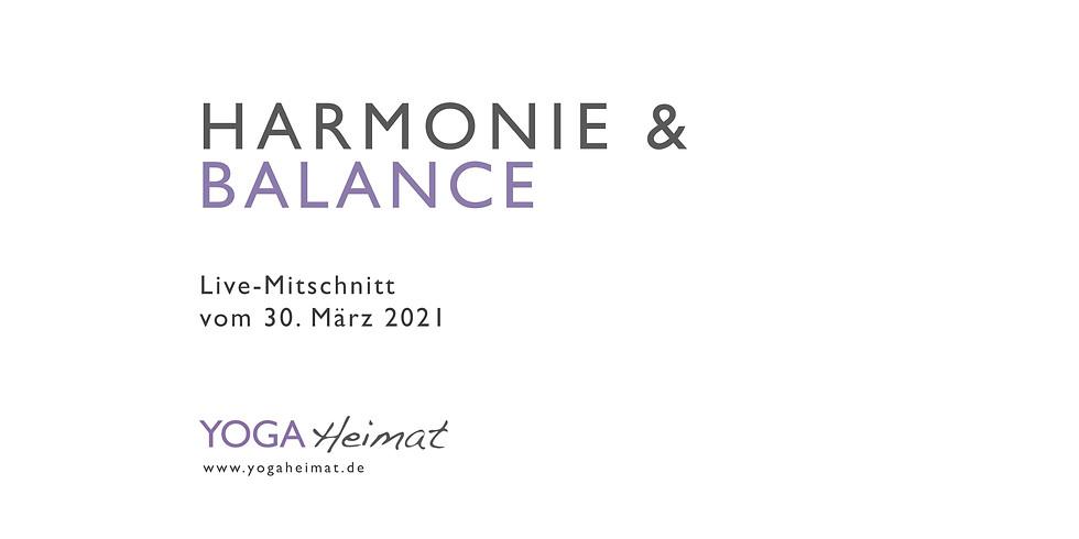Harmonie & Balance