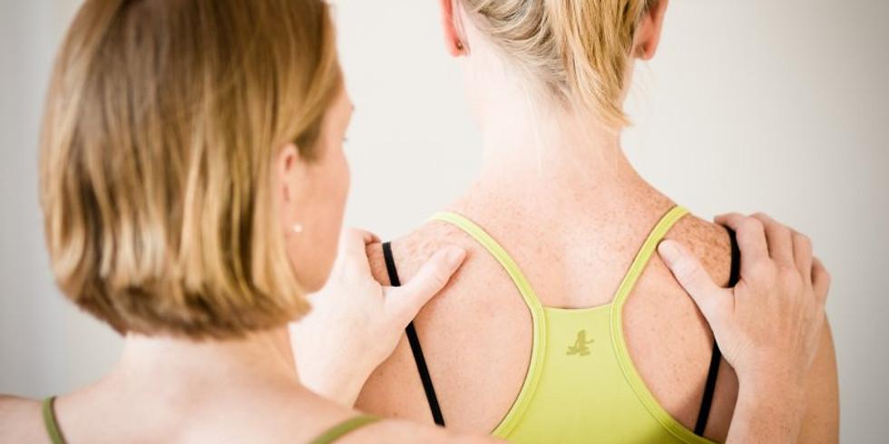 Entspannung für Augen, Nacken & Schultern