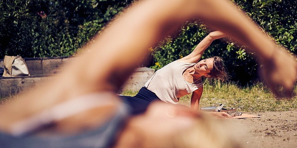 Strala Yoga Special Class mit Julia Kupke