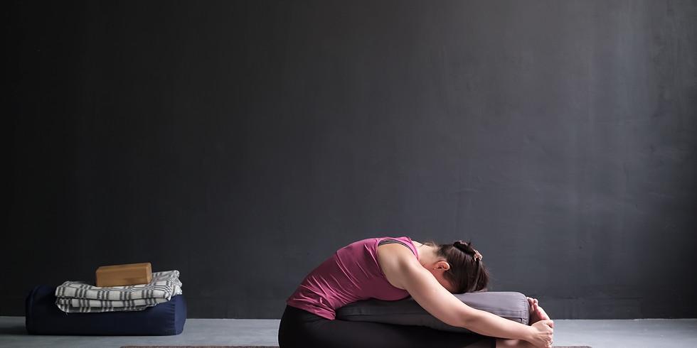 Yin Yoga und Myofasziale Selbstmassage